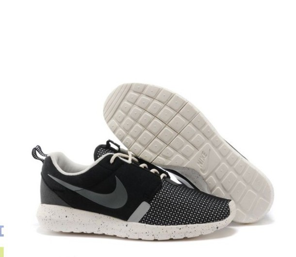 d972b7ce017d shoes nike roshe run natural motion black antheracite sail