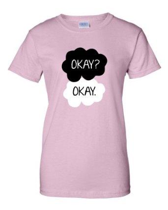 Amazon.com: Womens Okay. Okay. T-Shirt: Clothing