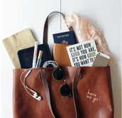 bag,brown leather,tote bag,vegan leather,shopper bag