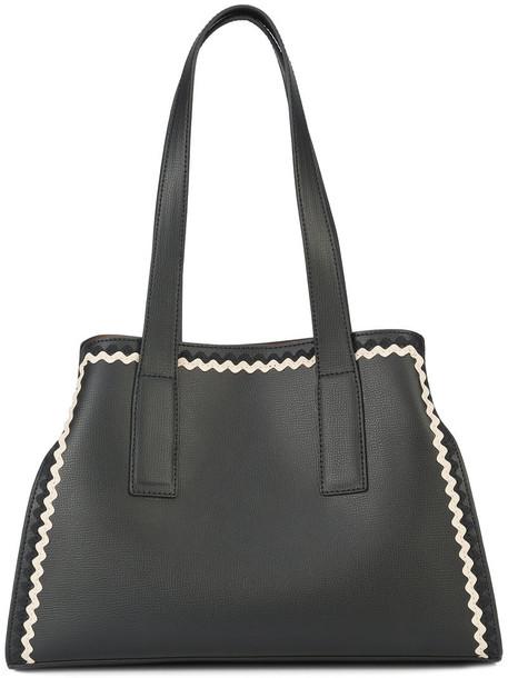 Loeffler Randall women bag tote bag leather black