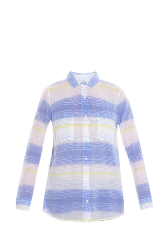 shirt stripe shirt ocean top