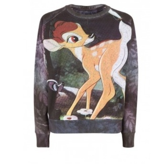 sweater bambi disney cute original beautiful