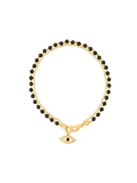 Astley Clarke women gold black jewels