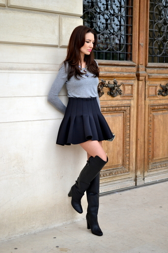 my silk fairytale blouse jewels skirt shoes bag