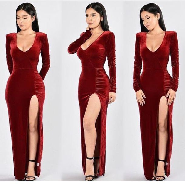 4ac83f78b12f88 dress summer dress cute dress sexy dress long dress party dress red dress  sexy party dresses