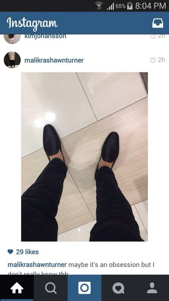 shoes dressy professional classy plain black business work business casual dress casual chic menswear fashion