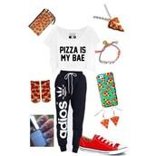 pants,zooshoo,sweats,sweatpants,cute,swag,edgy,sporty,black