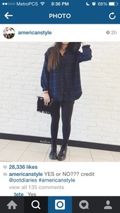 sweater,flannel,shoes