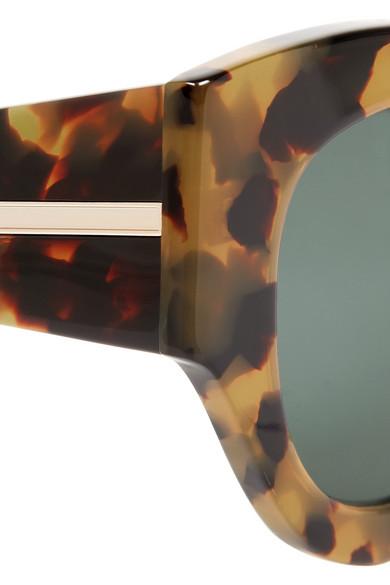 Frame acetate sunglasses