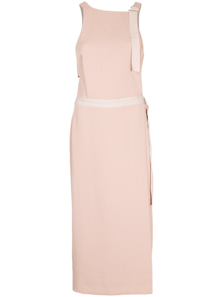 Dion Lee dress women purple pink