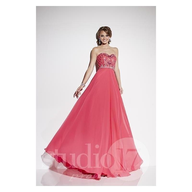 Studio 17 12545 Dress - 2018 New Wedding Dresses