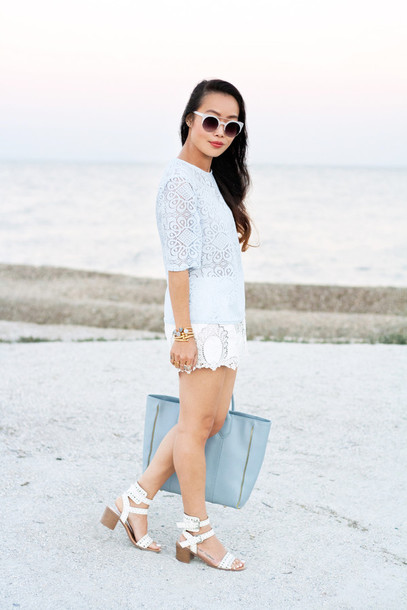 it's not her it's me blogger top bag shoes jewels