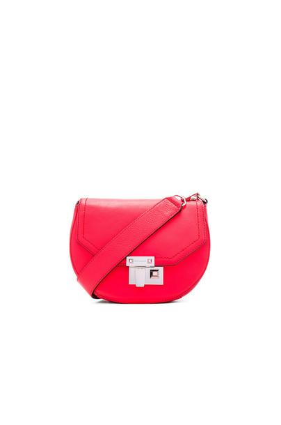 paris bag red