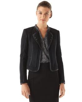 Tweed Jacket - White House | Black Market