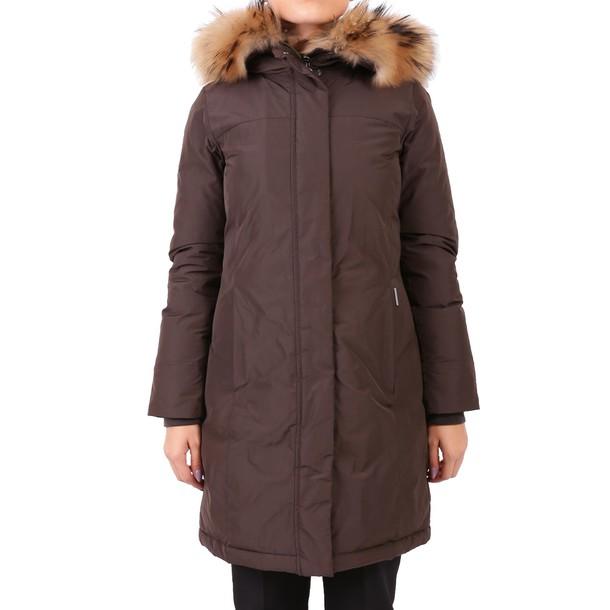 Woolrich parka luxury coat
