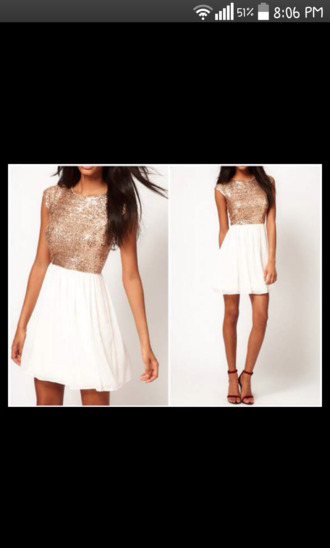 gold and white dress white and gold dress gold dress white dress gold and white short dress