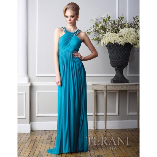 dress terani evening dress