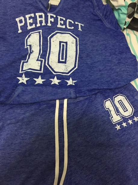 jumpsuit perfect 10 jumpsuit blue