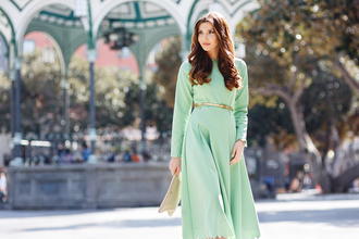 the mysterious girl blogger jewels dress shoes belt bag