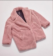 coat,pink coat,jacket,winter jacket