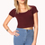 Favorite Knit Crop Top | FOREVER21 - 2000125599