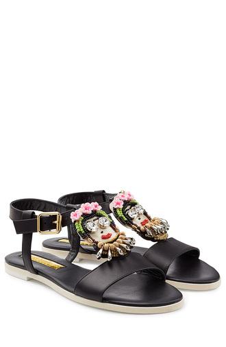 shoes embroidered sandals embroidered sandals flat sandals