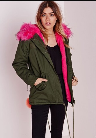 jacket pink era istrefi