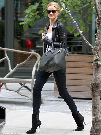 jacket rosie huntington-whiteley