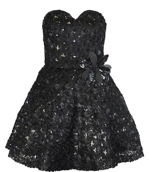 dress ladies sexy net sequins flowers bodycon evening dress cute short party dresses prom dress little black dress sweetheart neckline