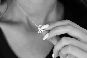 jewels minimalist jewelry diamonds