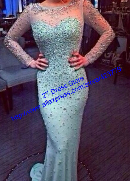 Aliexpress.com : Buy Fashionable A line Sheer High Neck Coral Pink Appliqued Chiffon Prom Dresses 2014 vestidos de fiesta from Reliable dress clothes for babies suppliers on 27 Dress