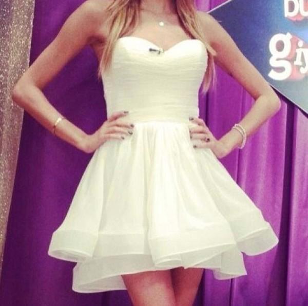 dress white mini dress sleeveless dress