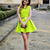 Women Sexy Backless Sleeveless Party Ball Prom Short Pleated Dress Without Belt   eBay