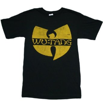 Amazon.com: Wu Tang Clan - Classic Yellow Logo T-Shirt Size XL: Clothing