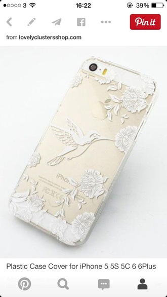 phone cover phone iphone birds see through phone case cute mockingbird iphone cover iphone case iphone 5 case