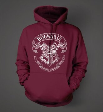 sweater hogwarts hoodie harry potter hogwarts sweatshirt