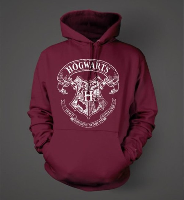 sweater hogwarts hoodie harry potter hogwarts hogwarts sweatshirt