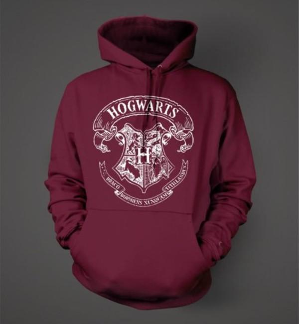 sweater hogwarts hoodie harry potter hogwarts