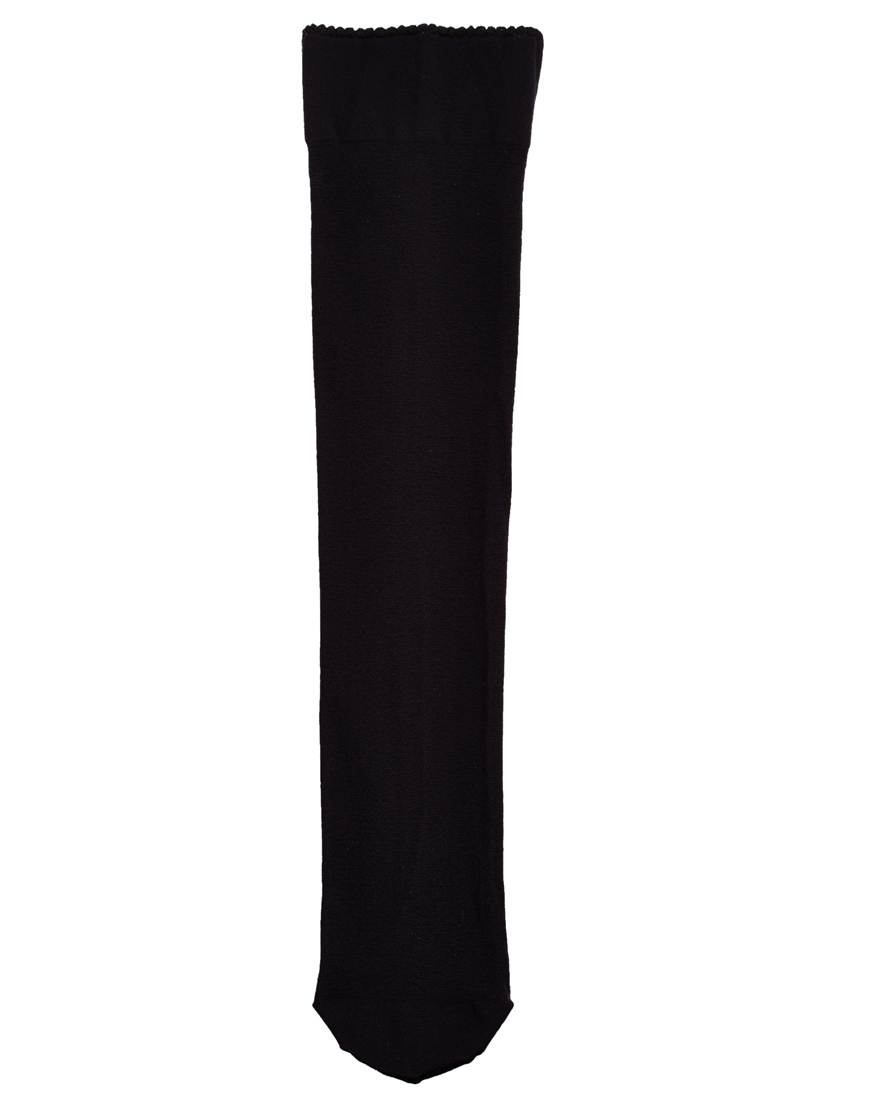 Wolford Velvet de Luxe 50 Denier Knee High Socks at asos.com
