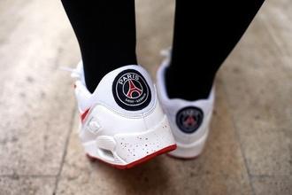 shoes psg football paris love air max