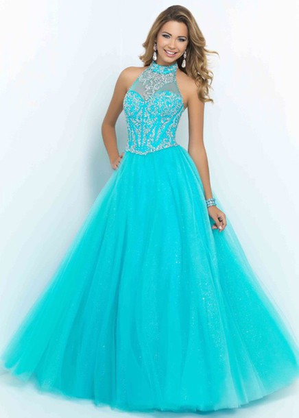 dress blue prom dress prom dress long dress long prom dress