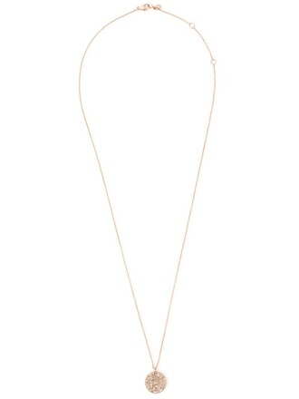 necklace pendant metallic jewels