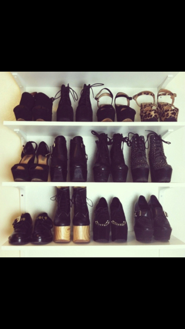 shoes heels high heels boots booties platform shoes creepers pumps stilettos black gold gold