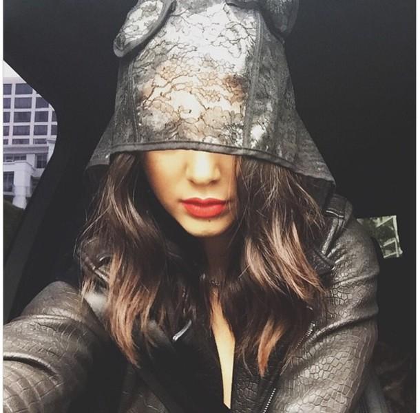 jacket raincoat kendall jenner
