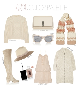 something navy blogger hat dress nude ivory fall accessories white sunglasses fuzzy coat