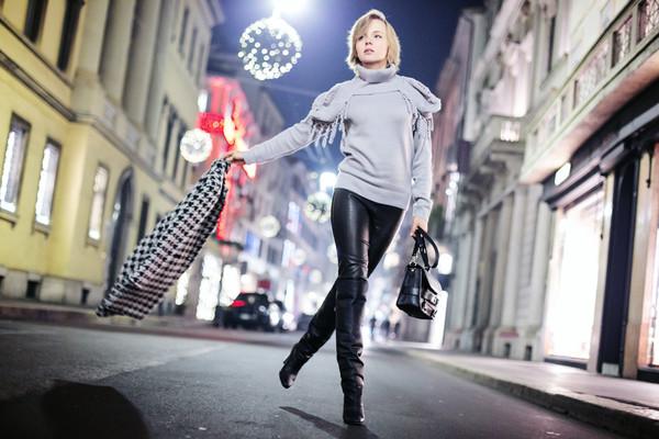 cablook bag sweater coat pants jewels
