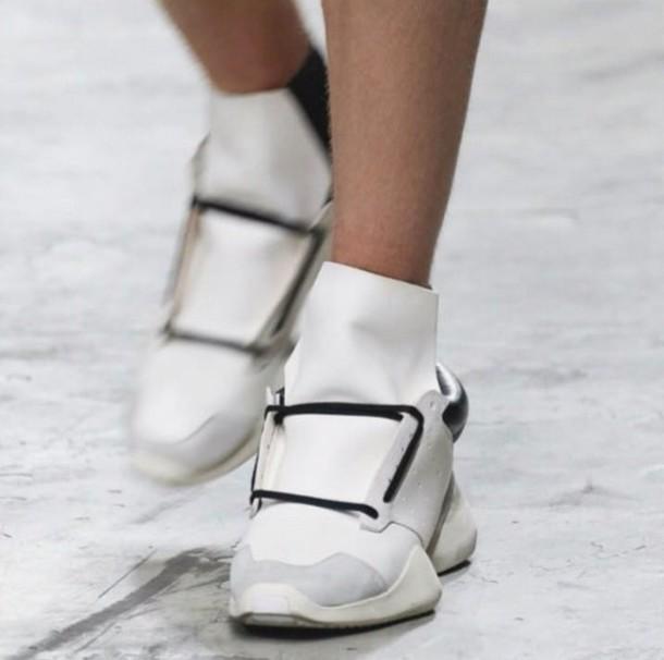shoes adidas rick owens