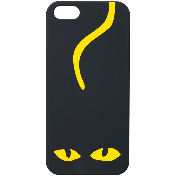 Monki iPhone 5 case hidden cat - Polyvore