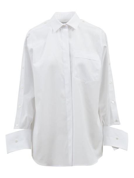 Valentino shirt white shirt white top