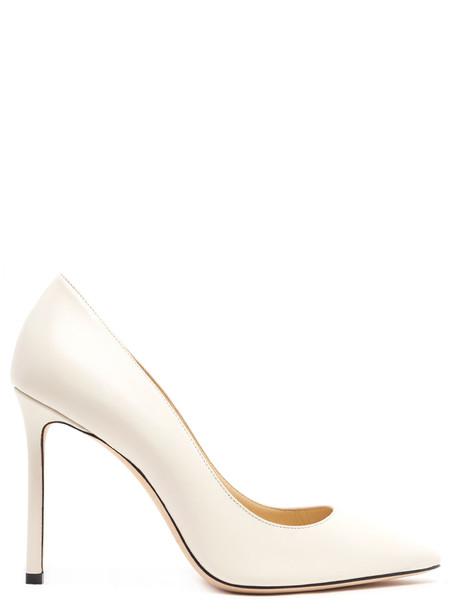 Jimmy Choo 'romy' Shoes in white